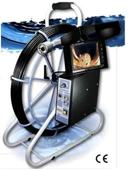 Mit diesem System und einer Zusatzausstattung lässt sich auch ein Kanalverlauf orten.